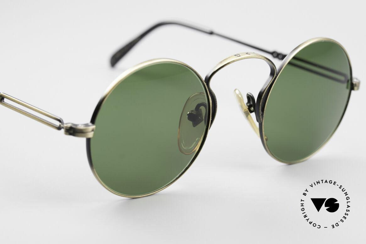 Jean Paul Gaultier 55-0172 90er Designer Sonnenbrille, KEINE RETROMODE; sondern ein seltenes ORIGINAL, Passend für Herren und Damen