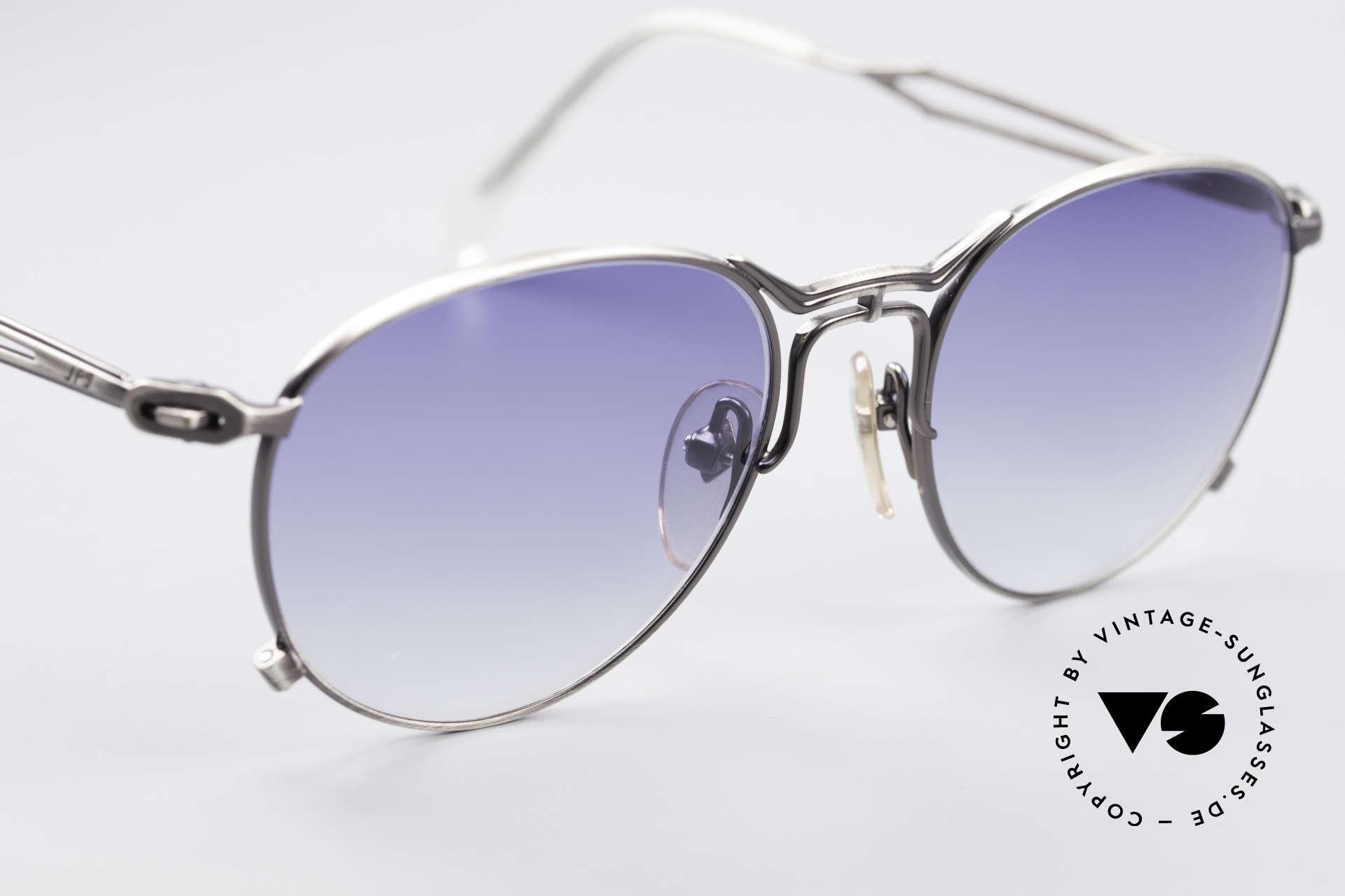 Jean Paul Gaultier 55-2177 Rare Designer Sonnenbrille, ein wahres Designer-Stück in absoluter TOP-Qualität!, Passend für Herren und Damen
