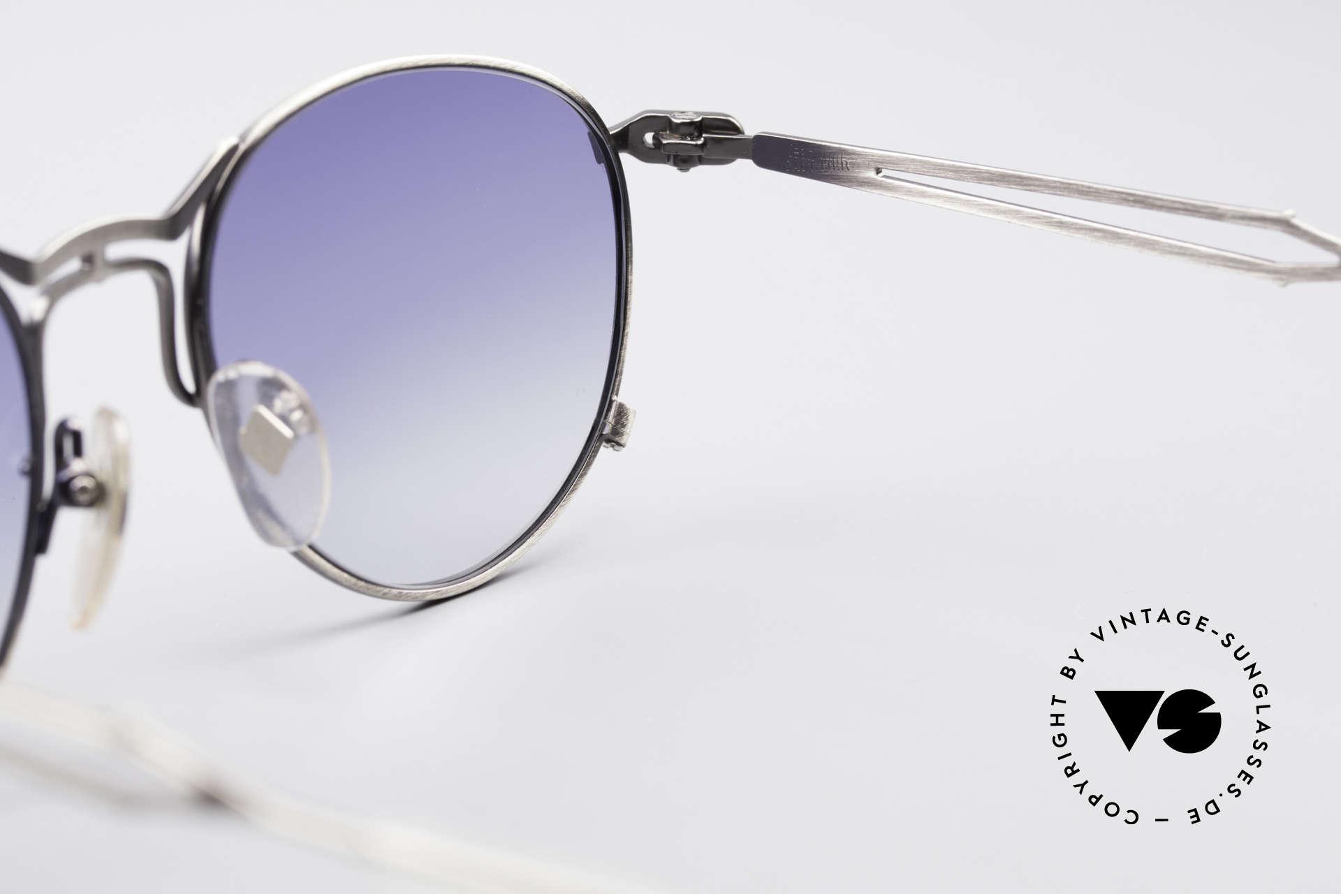 Jean Paul Gaultier 55-2177 Rare Designer Sonnenbrille, ungetragen (wie alle unsere vintage GAULTIER Brillen), Passend für Herren und Damen