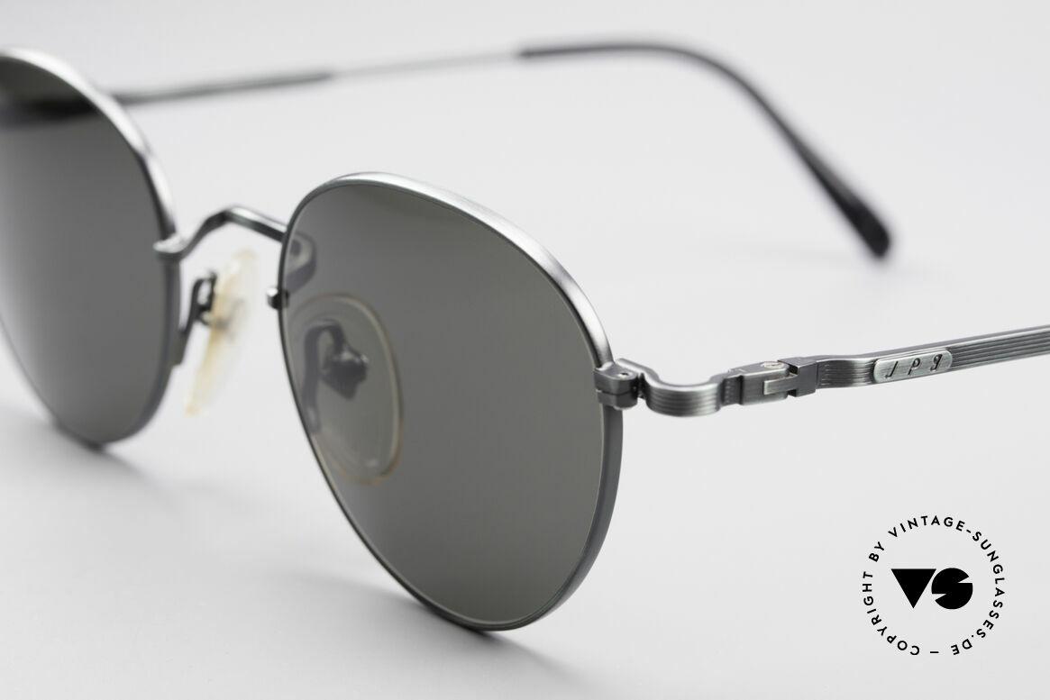Jean Paul Gaultier 55-1174 Runde Designer Sonnenbrille, ein zeitloses Designer-Stück in absoluter TOP-Qualität, Passend für Herren und Damen