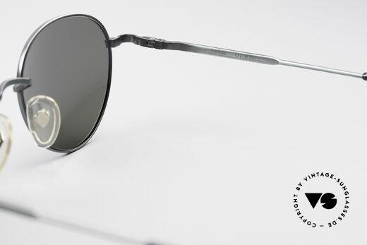 Jean Paul Gaultier 55-1174 Runde Designer Sonnenbrille, KEINE RETRObrille; ein kostbares ORIGINAL von 1996, Passend für Herren und Damen
