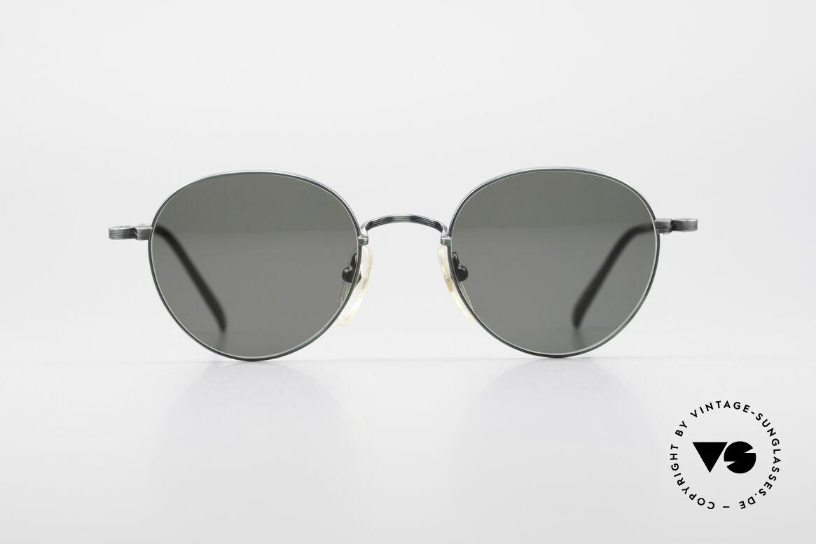 Jean Paul Gaultier 55-1174 Runde Designer Sonnenbrille