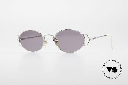 Jean Paul Gaultier 55-6104 Ähnlich Tupac JPG Sonnenbrille Details
