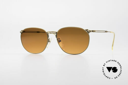 Jean Paul Gaultier 55-2173 90er Designer Sonnenbrille Details
