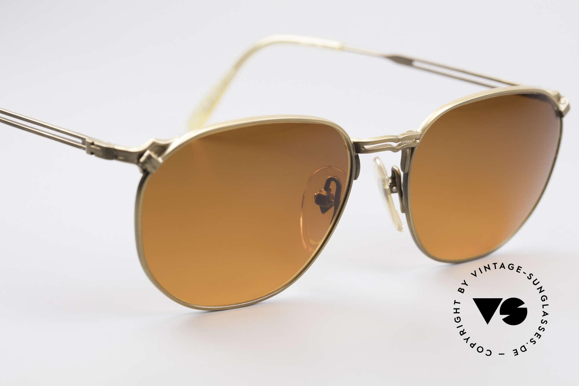 Jean Paul Gaultier 55-2173 90er Designer Sonnenbrille, ungetragen (wie alle unsere vintage GAULTIER Brillen), Passend für Herren und Damen