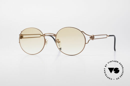 Jean Paul Gaultier 57-6102 From Dusk Till Dawn Brille Details