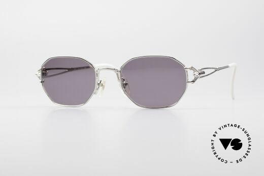 Jean Paul Gaultier 55-6106 90er Vintage Sonnenbrille Details