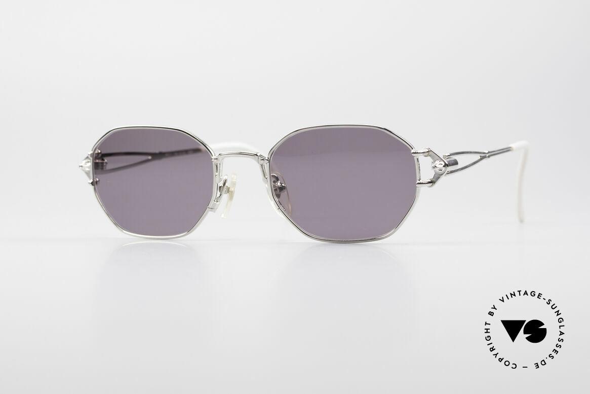 Jean Paul Gaultier 55-6106 90er Vintage Sonnenbrille, kostbare Jean Paul Gaultier Sonnenbrille von ca. 1994, Passend für Herren und Damen