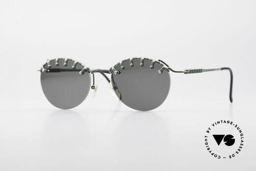 Jean Paul Gaultier 56-5103 Rihanna Vintage Brille Details