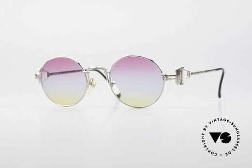 Jean Paul Gaultier 55-5106 Designer Vintage Brille Details