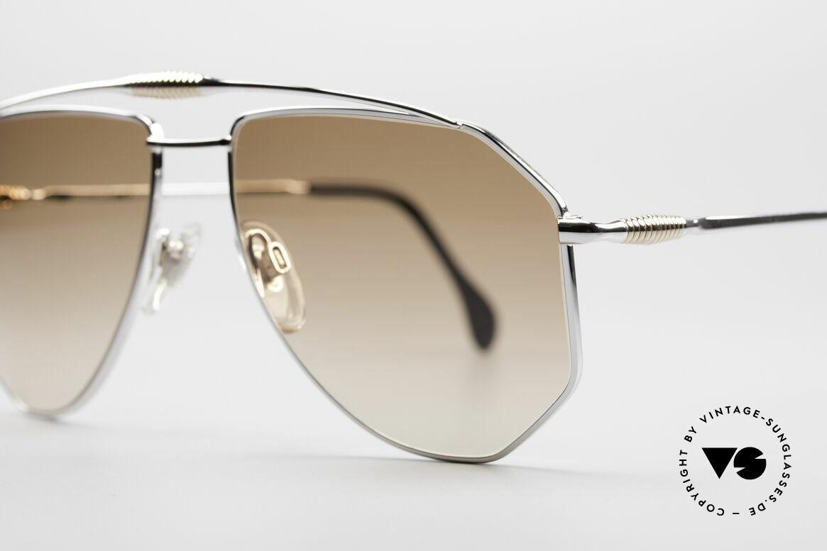 Zollitsch Cadre 120 Large 80er Sonnenbrille, ungetragen (wie alle unsere vintage Zollitsch Brillen), Passend für Herren