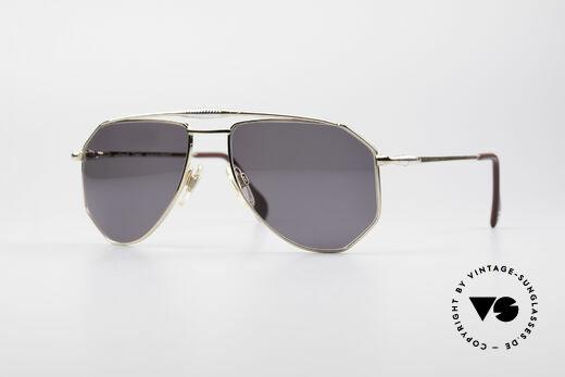 Zollitsch Cadre 120 Medium Aviator Sonnenbrille Details