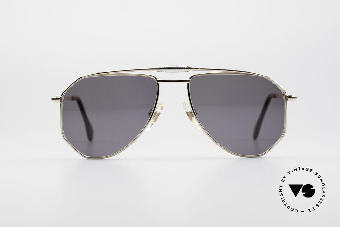 Zollitsch Cadre 120 Medium Aviator Sonnenbrille, markantes Herren-Modell in herausragender Qualität, Passend für Herren
