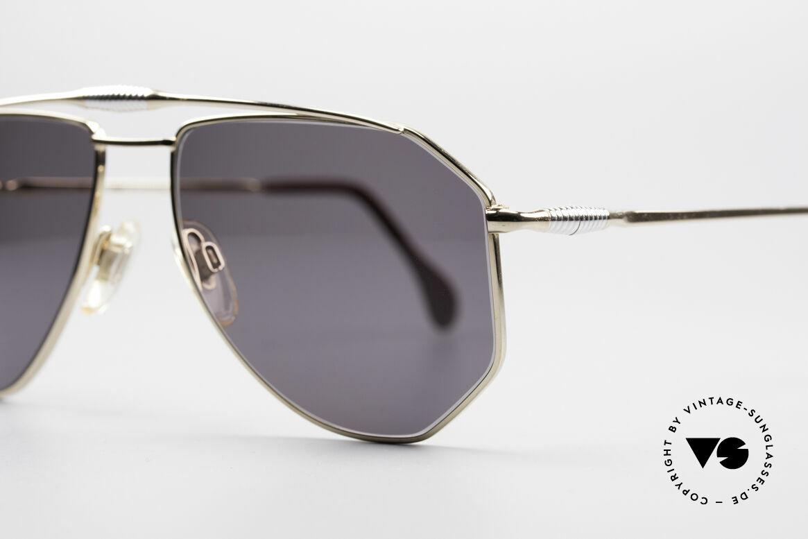 Zollitsch Cadre 120 Medium Aviator Sonnenbrille, ungetragen (wie alle unsere vintage Zollitsch Brillen), Passend für Herren