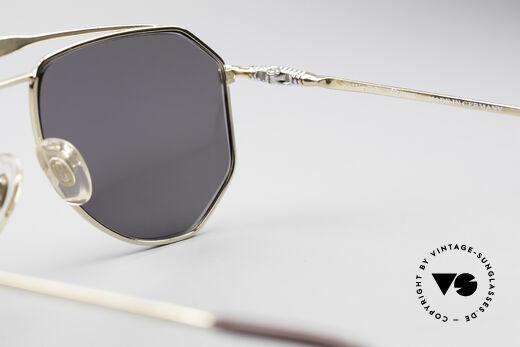 Zollitsch Cadre 120 Medium Aviator Sonnenbrille, Größe: medium, Passend für Herren