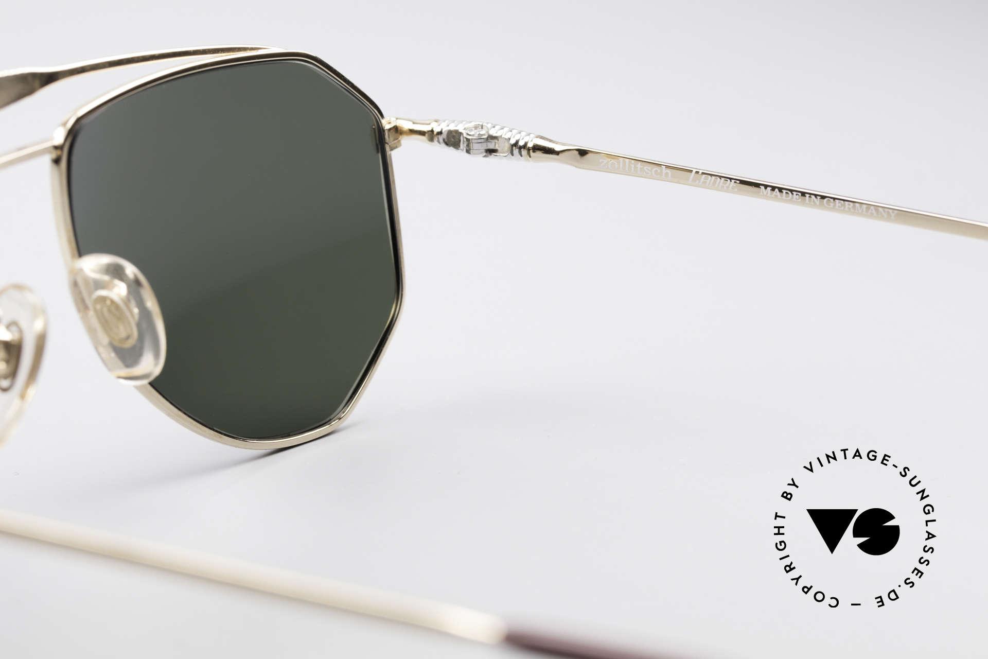 Zollitsch Cadre 120 Medium Piloten Sonnenbrille, Größe: medium, Passend für Herren