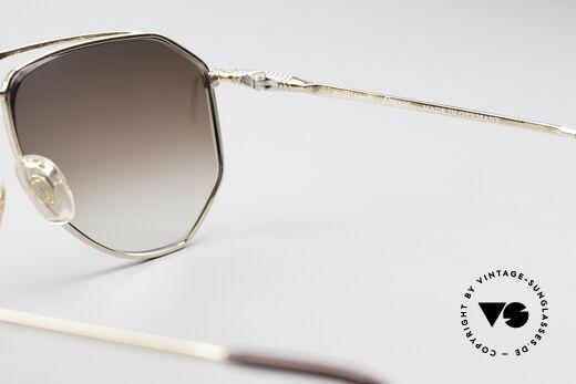 Zollitsch Cadre 120 Medium 80er Vintage Brille, Größe: medium, Passend für Herren