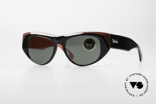 Ray Ban Wayfarer Dekko Rare Damen Sonnenbrille Details