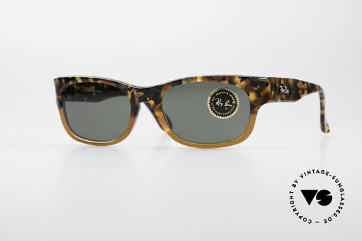 Ray Ban Bohemian Bausch & Lomb USA Brille Details