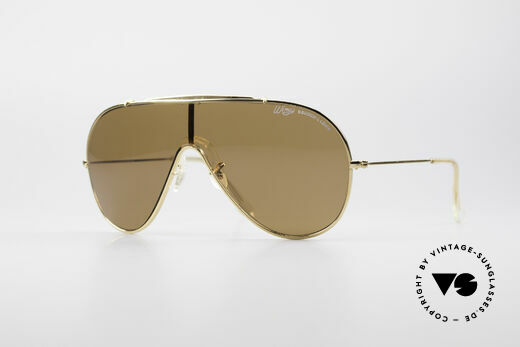 Bausch & Lomb Wings Amber Rose Sonnenbrille Details
