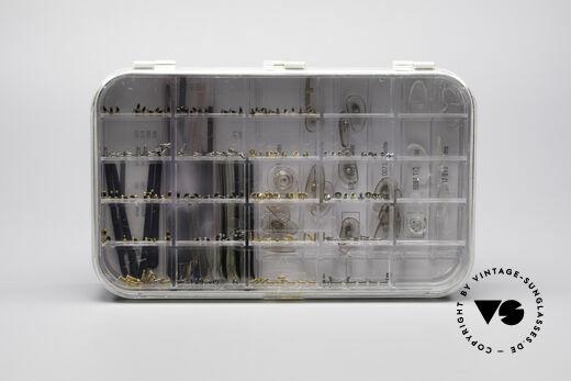 Christian Dior Service Kit Optyl Box Vintage Brille Details