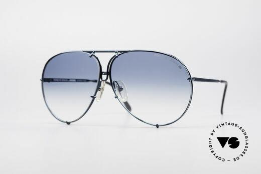Porsche 5623 Rare 80er Aviator Brille Details