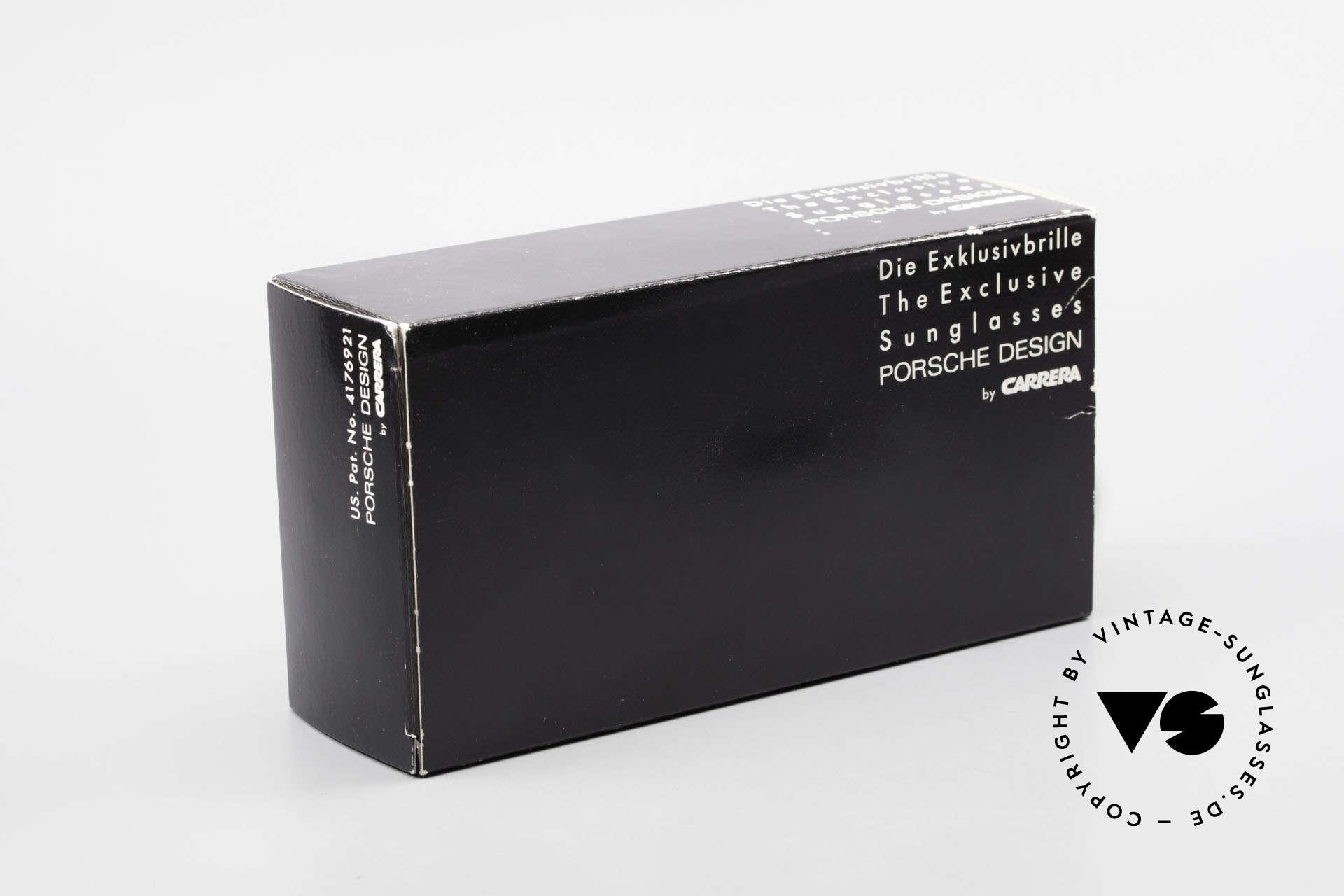 Porsche 5621 Seltene 80er XL Pilotenbrille, Größe: large, Passend für Herren