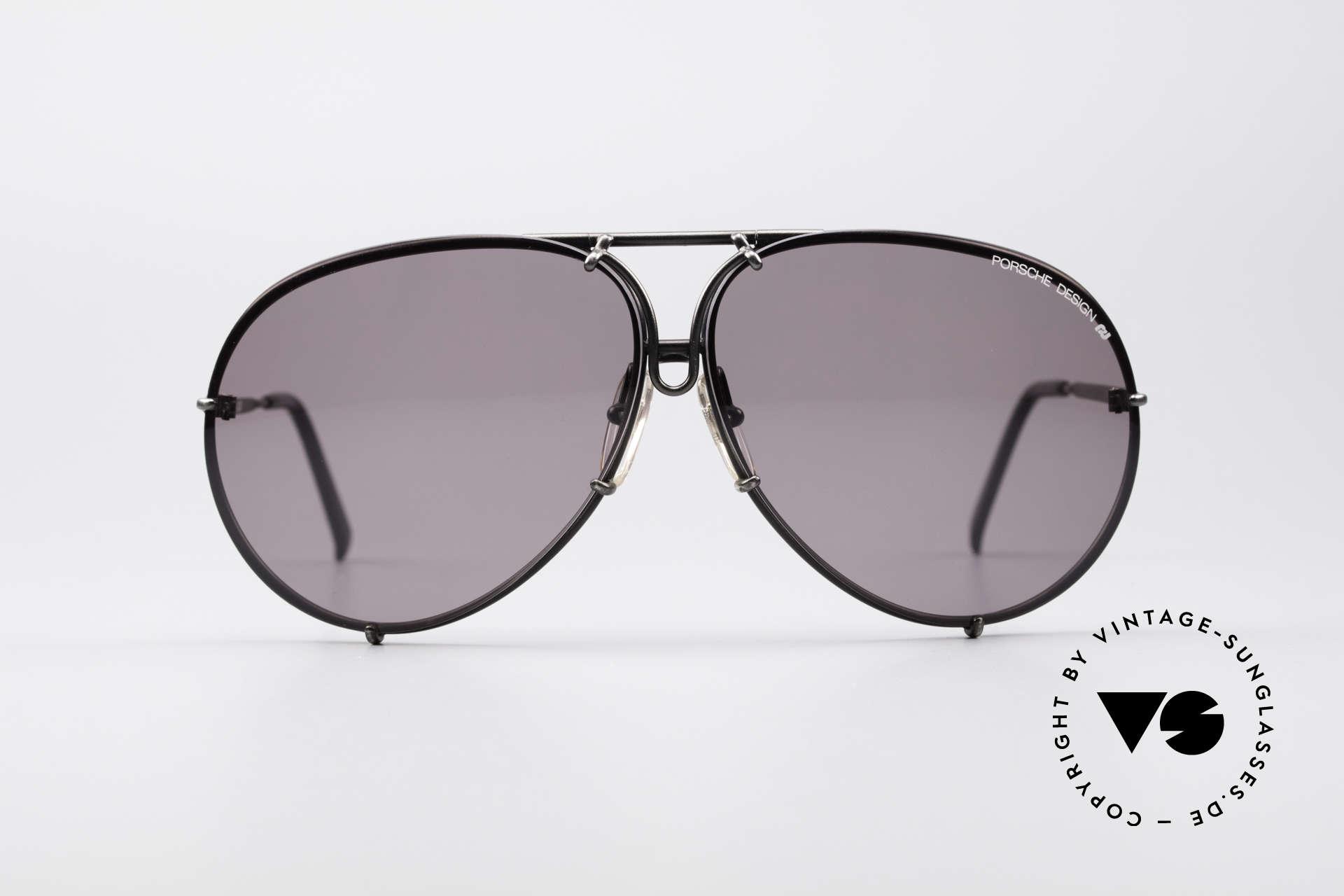 Porsche 5621 Seltene 80er XL Pilotenbrille, 2nd hand, jedoch in tollem Zustand, echt VINTAGE, Passend für Herren