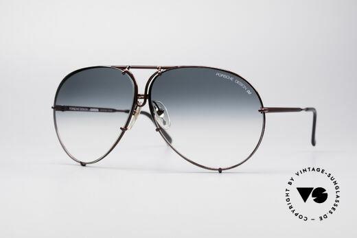 Porsche 5621 XL 80er Piloten Sonnenbrille Details