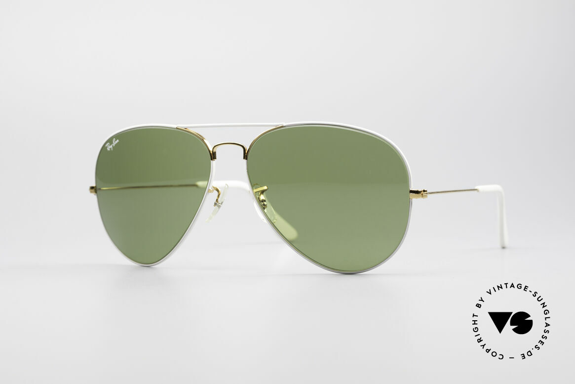 Ray Ban Large Metal II Flying Colors Limited Edition