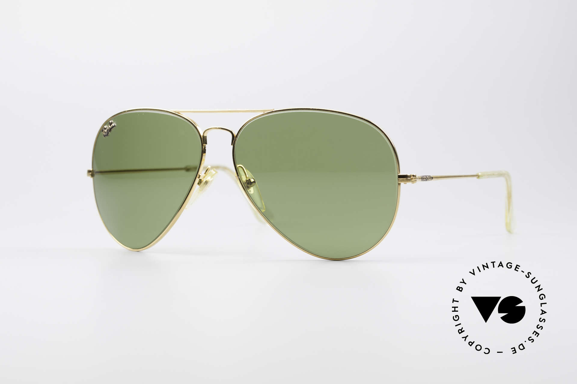 faac2a07ab Sonnenbrillen Ray Ban Large Metal II Elite Limited Edition USA | Vintage  Sunglasses