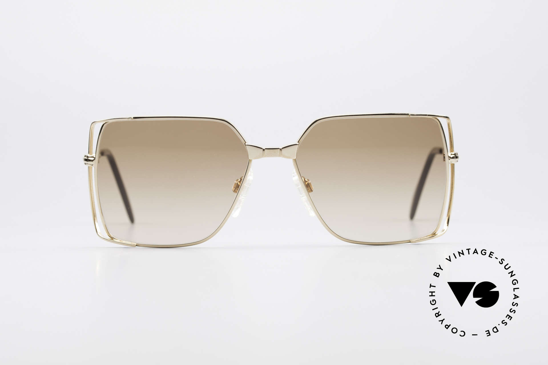 dbdb73c6dc Sonnenbrillen Neostyle Boutique 65 Eckige Vintage Sonnenbrille ...