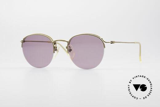 Jean Paul Gaultier 55-1172 True Vintage Sonnenbrille Details
