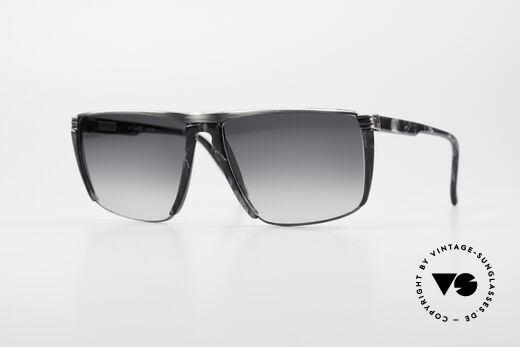 Gucci 1303 80er Designer Sonnenbrille Details