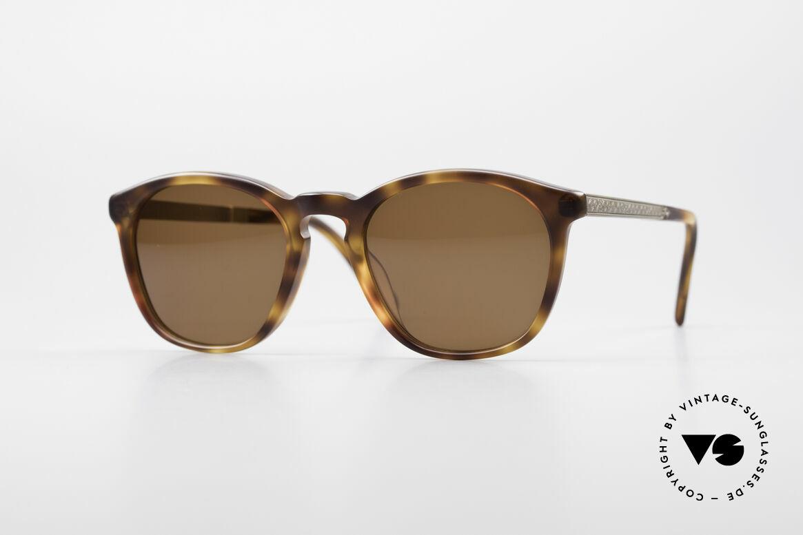 Matsuda 2816 90er Vintage Sonnenbrille, vintage MATSUDA Sonnenbrille aus den 1990ern, Passend für Herren