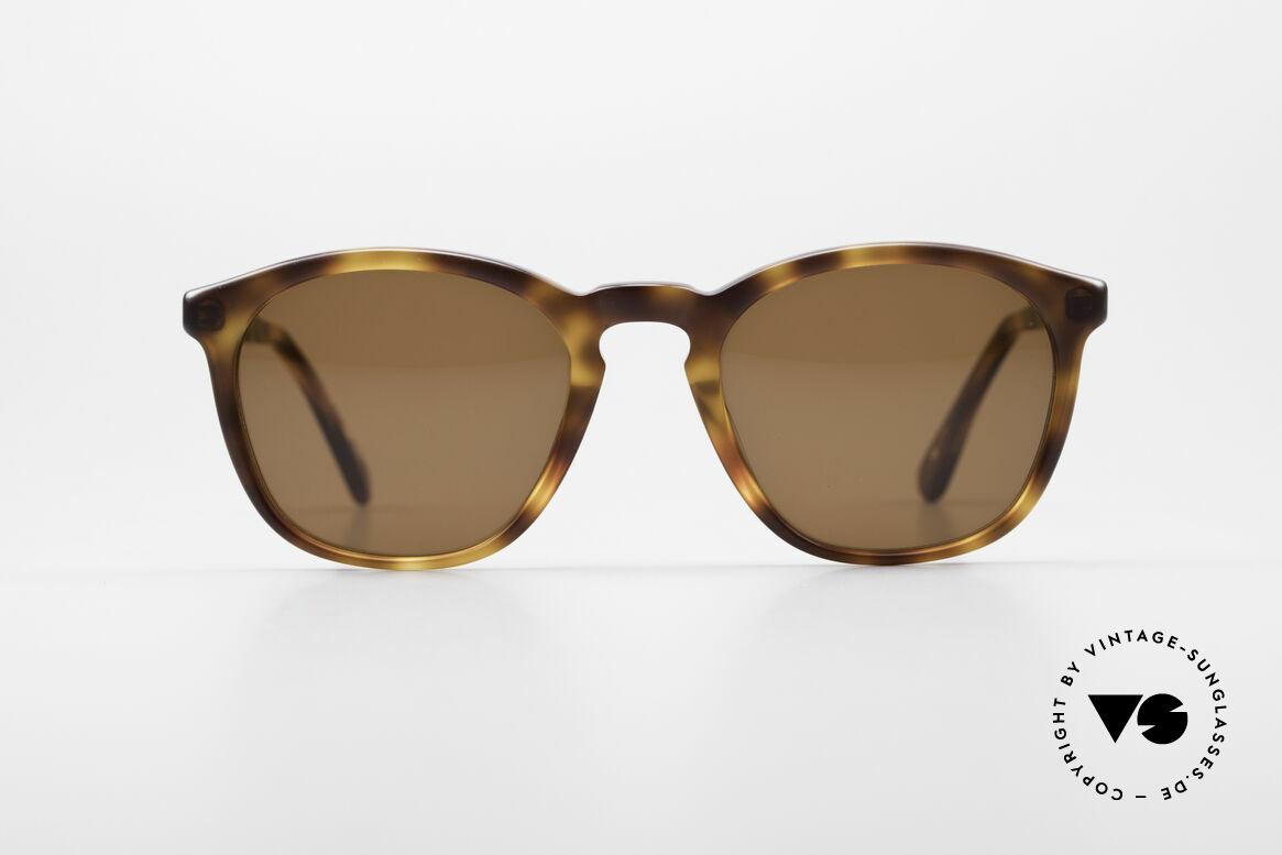Matsuda 2816 90er Vintage Sonnenbrille, Premiumqualität aus der jap. 'Design-Manufaktur', Passend für Herren