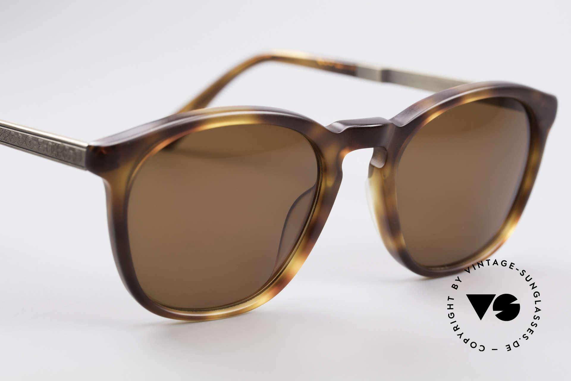 Matsuda 2816 90er Vintage Sonnenbrille, ungetragenes Einzelstück für Qualitäts-Liebhaber, Passend für Herren