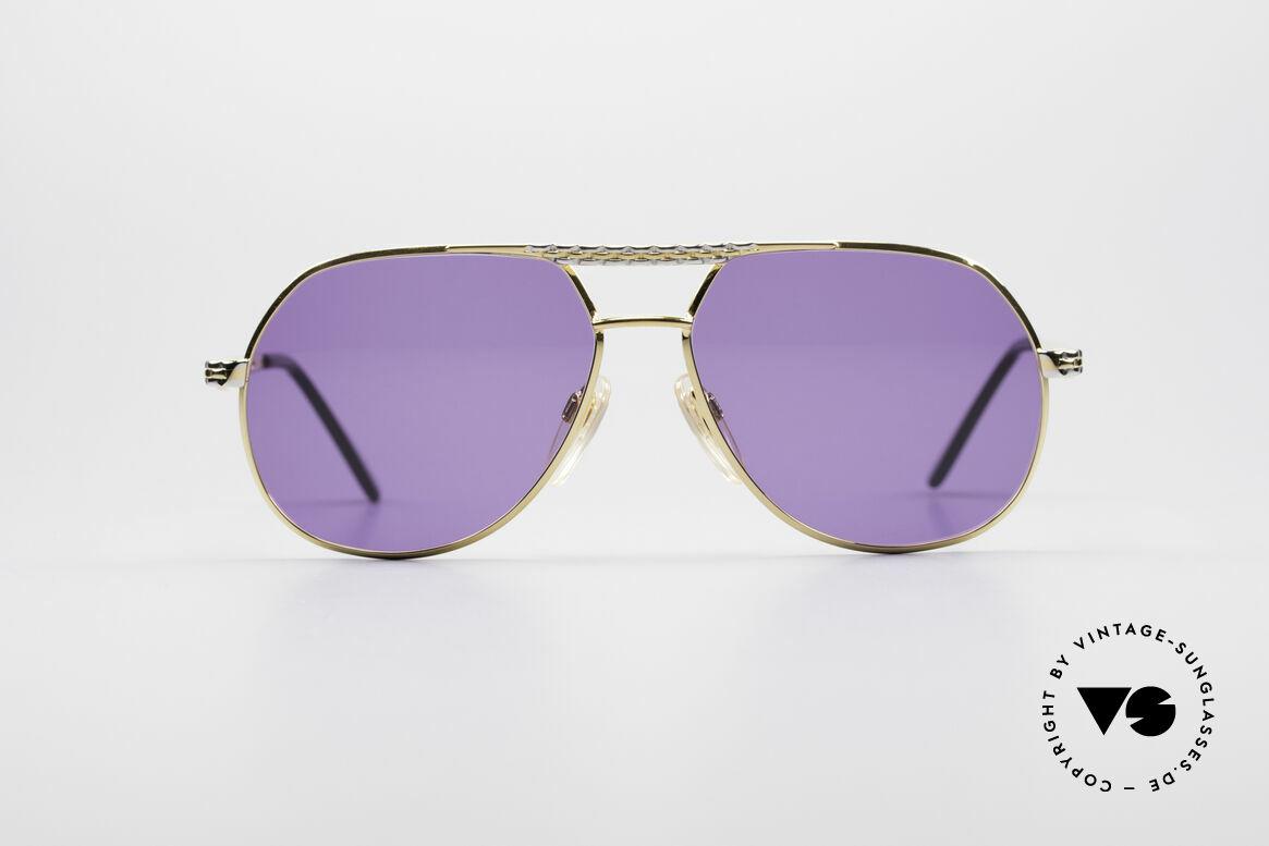 Bugatti EB502 - S Rare Luxus Sonnenbrille