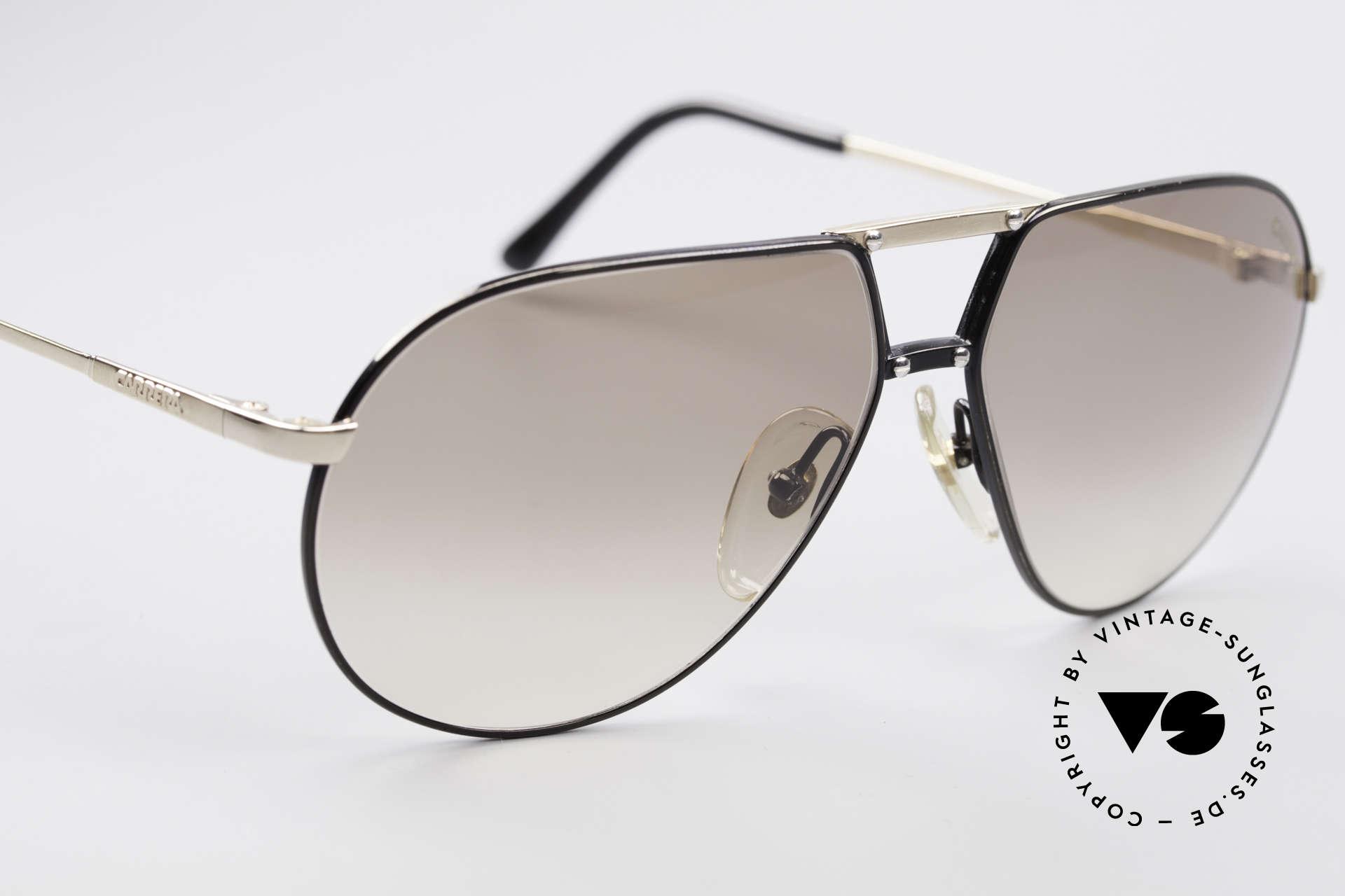 Carrera 5326 - S 80er Herren Sonnenbrille, ungetragen (wie all unsere Carrera Sonnenbrillen), Passend für Herren und Damen