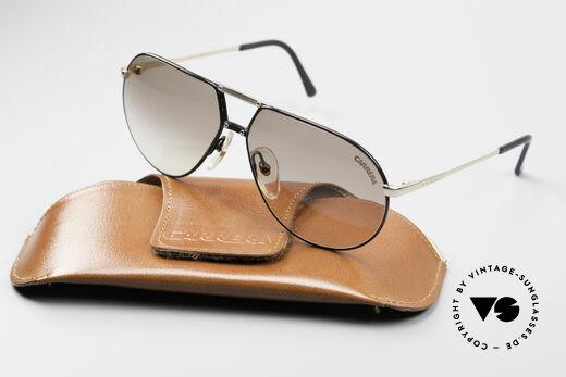 Carrera 5326 - S 80er Herren Sonnenbrille, KEINE Retrobrille; sondern ein altes 80er Original, Passend für Herren und Damen