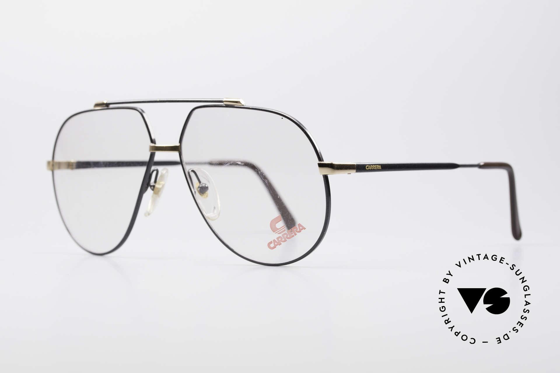 Carrera 5369 Herren Large Vintage Brille, fühlbare Top-Verarbeitung & hoher Tragekomfort, Passend für Herren