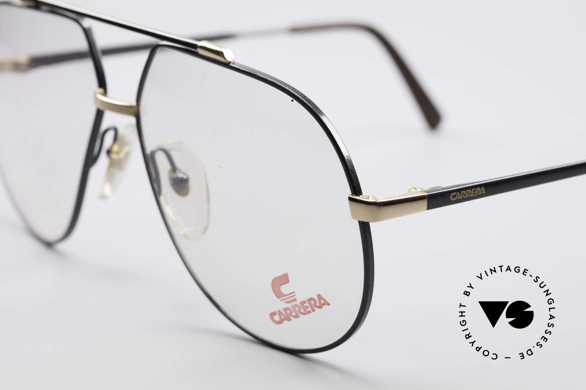 Carrera 5369 Herren Large Vintage Brille, DEMOgläser sollten durch optische ersetzt werden, Passend für Herren