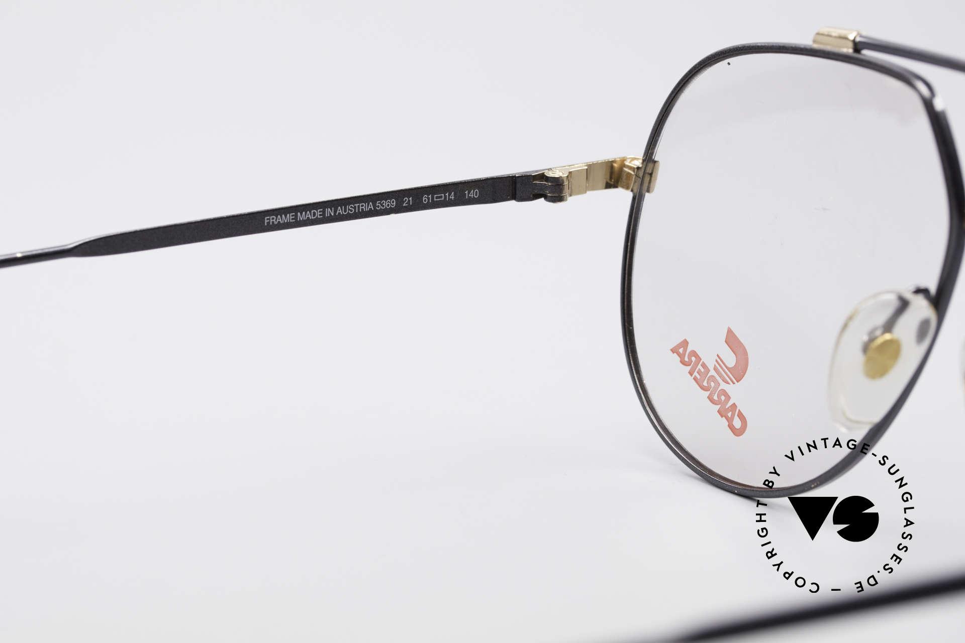 Carrera 5369 Herren Large Vintage Brille, ungetragen (wie all unsere alten Carrera Brillen), Passend für Herren