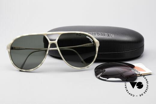 Carrera 5425 Robert De Niro Brille, KEINE Retro-Sonnenbrille; sondern Original von ca. 1992, Passend für Herren