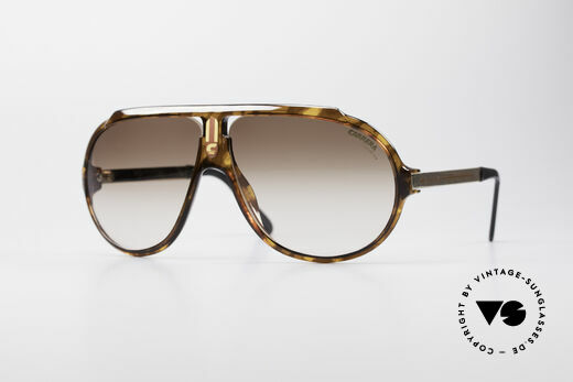 Carrera 5512 Don Johnson Sonnenbrille Details