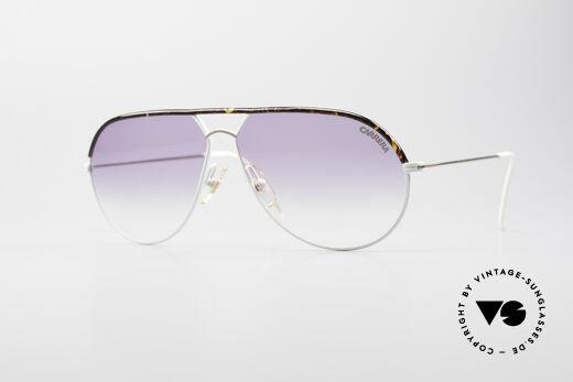 Carrera 5428 Rare Vintage Sonnenbrille Details