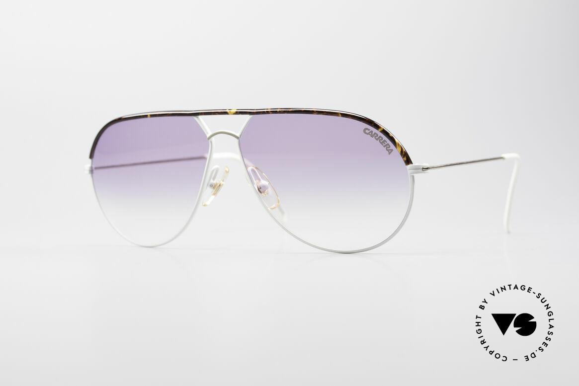 Carrera 5428 Rare Vintage Sonnenbrille, klassische Carrera vintage Sonnenbrille der 1980er, Passend für Herren und Damen
