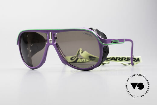 Carrera 5544 Sports Glacier Sonnenbrille Details