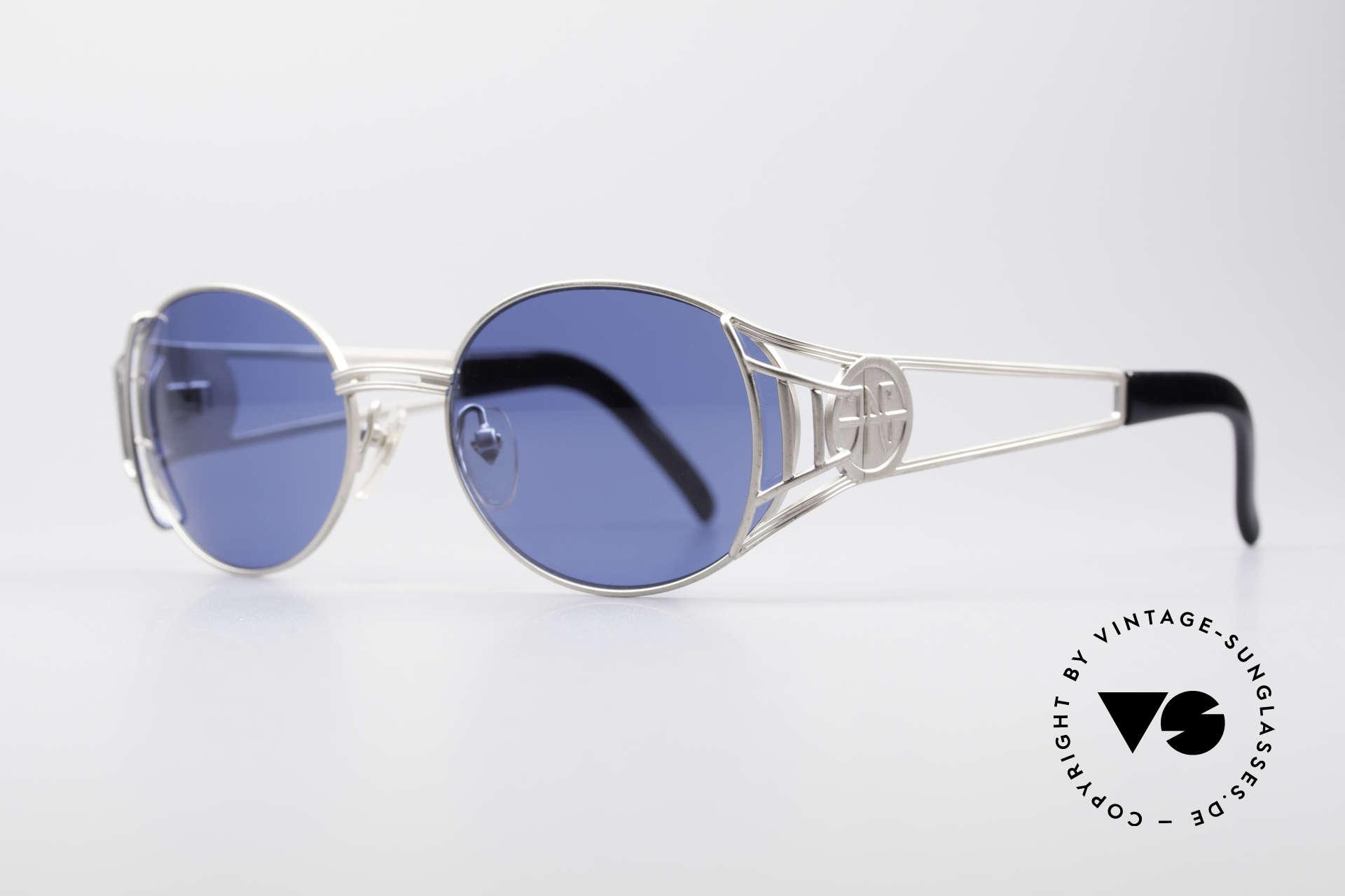 """Jean Paul Gaultier 58-6102 Steampunk Sonnenbrille, heutzutage oft als """"STEAMPUNK-Brille"""" bezeichnet, Passend für Herren und Damen"""