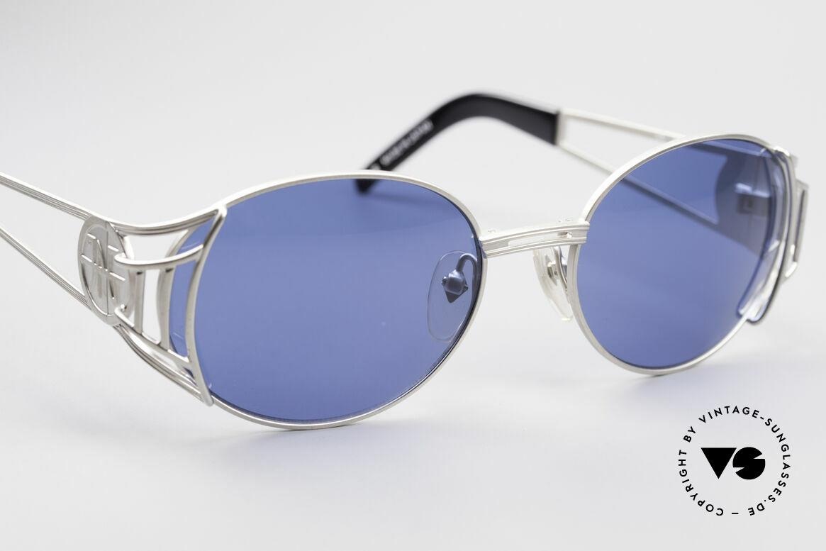Jean Paul Gaultier 58-6102 Steampunk Sonnenbrille, ungetragen (wie alle unsere Gaultier Sonnenbrillen), Passend für Herren und Damen